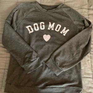 Dog mom sweater
